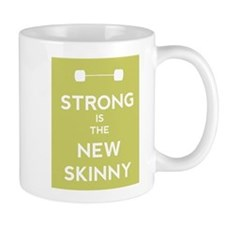 Strong is the New Skinny - Olympic Bar Mug