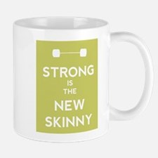 Strong is the New Skinny - Olympic Bar Mug