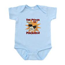 Drum Power Infant Bodysuit