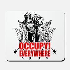 Occupy Everywhere Mousepad
