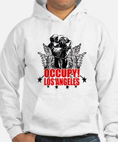 Occupy Los Angeles Hoodie