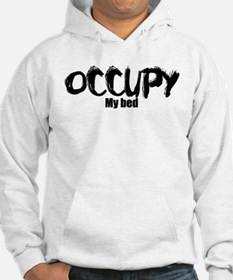 Occupy My Bed Hoodie