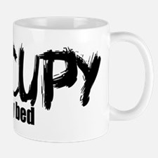 Occupy My Bed Mug