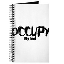 Occupy My Bed Journal