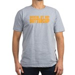 Suck it Up, Buttercup - Bold Men's Fitted T-Shirt