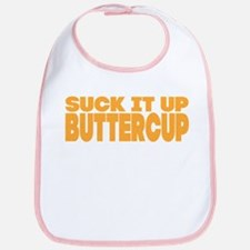 Suck it Up, Buttercup - Bold Bib