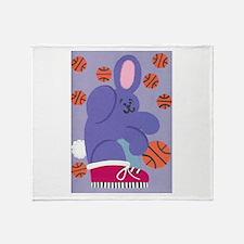 Benjamin Bunny Throw Blanket