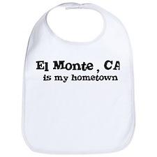 El Monte - hometown Bib