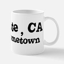 El Monte - hometown Mug
