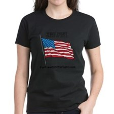 For Freedom We Fight Flag Tee
