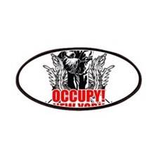 Occupy New York Patches