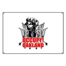 Occupy Oakland Banner