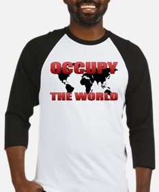 Occupy The World Baseball Jersey