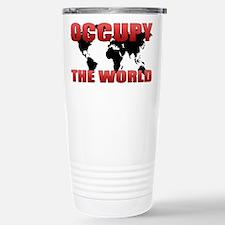 Occupy The World Travel Mug