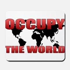 Occupy The World Mousepad
