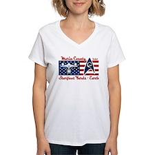 Marin County Starfleet Yards Shirt