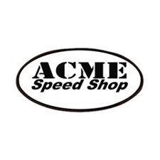 Acme Speed Shop Patch