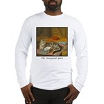MAMA CAT & PUPPY Long Sleeve T-Shirt