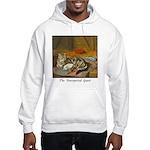 MAMA CAT & PUPPY Hooded Sweatshirt
