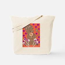 Lawrence Lion Tote Bag