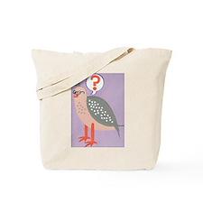 Quentin Quail Tote Bag