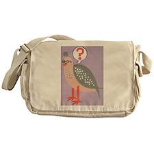 Quentin Quail Messenger Bag