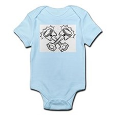 Pistons Infant Bodysuit