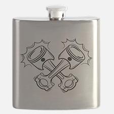 Pistons Flask
