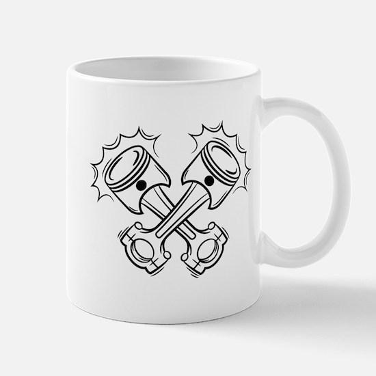 Pistons Mug