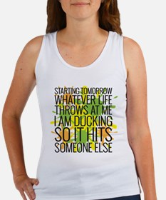 Ducking Women's Tank Top