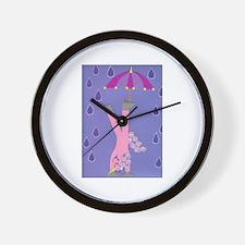 Ulysses Unicorn Wall Clock