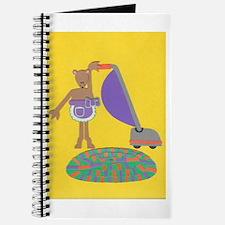 Violet Vole Journal