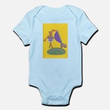 Violet Vole Infant Bodysuit