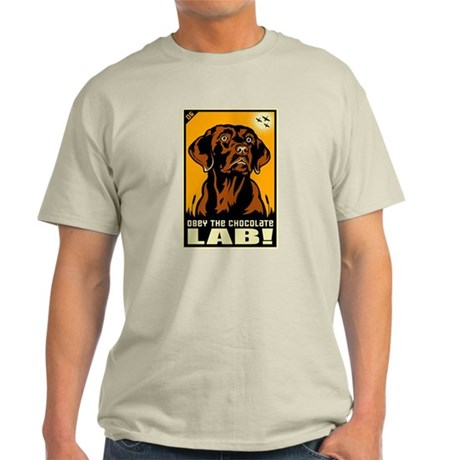choc_lab_blk_tee T-Shirt