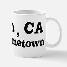 Easton - hometown Mug