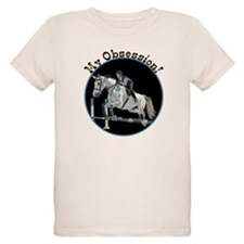 Cute My Obsession Horse Jumper T-Shirt