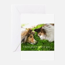 I have grown to love you Greeting Cards (Pk of 10)