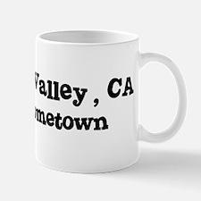 Anderson Valley - hometown Mug