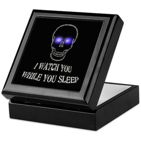 Watch You Sleep Keepsake Box