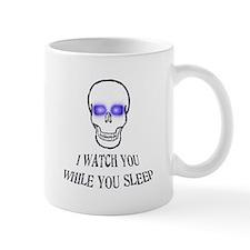 Watch You Sleep Small Mug