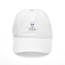 Watch You Sleep Baseball Cap