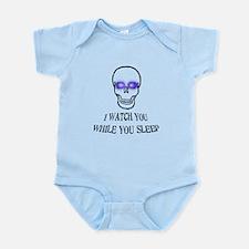 Watch You Sleep Infant Bodysuit