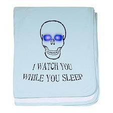 Watch You Sleep baby blanket