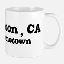 Bonny Doon - hometown Mug