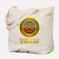 Join the Cavalry Tote Bag