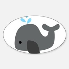 Gray Whale Decal