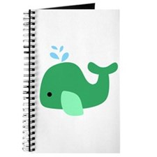 Green Whale Journal