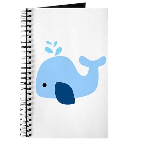 Light Blue Whale Journal