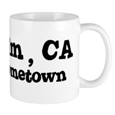 Anaheim - hometown Mug