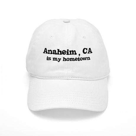 Anaheim - hometown Cap
